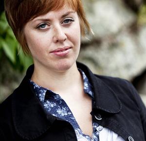 Christine Sjölander kommer från Stöde. Nu sjunger hon opera vid Höga Kusten.