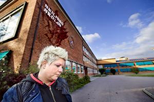 hoppas på kompensation. Linda Karlsson vill att skolan ska betala de 15 000 kronor det kostade att utreda hennes son för ADHD.Foto: Rune Jensen