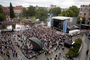 Cityfestivalen förra året.