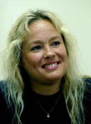 Laila Nyqvist stortrivs med jobbet på motorcykeln, och hon skulle gärna se fler kvinnliga kolleger. I dag finns bara ett par mc-polistjejer i hela landet.