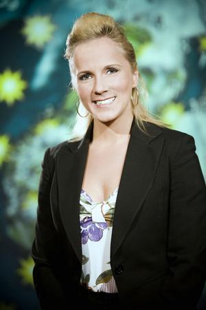 Älvdalsbördiga Ulrika Andersson är känd från TV4:s vädersändningar.
