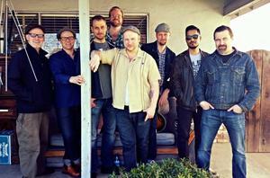 Trickbag i San Fransisco på Greasland studios. Där spelade de in tillsammans med Kid Anderson, Aki Kumar och Rusty Sin.