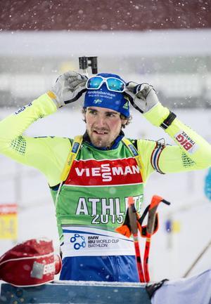 Fredrik Lindström fick en fin revansch efter flera mindre bra lopp. Han körde upp Sverige till åttonde plats.