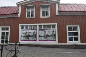 Butiken Fanny öppnar i Örnsköldsvik.