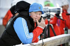 Wolfgang Pichler har tagit sitt ryska damlandslag tillbaka till Östersund, för nästa veckas VC-premiär.