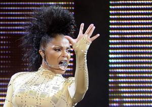 Janet Jackson kommer till Sverige i april nästa år. ARKIVBILD.