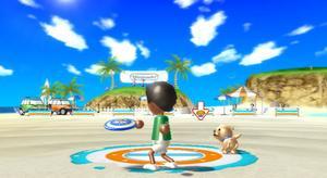 Wii Sports Resort innehåller tolv olika sporter och aktiviteter: pilbågsskytte, frisbee, basket, cykling, kanot, vattenskoter, bordtennis, bowling, golf och wakeboarding.