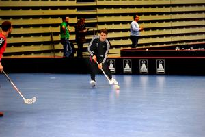 Emil Johansson är laddad inför kvartsfinalspelet mot Helsingborg.
