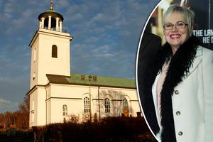 Linda Bergling från fristående församlingen Arken har stoppats från att predika i Svenska kyrkan under en ekumenisk konferens i Timrå. I stället ska hon predika i pingstkyrkan. I en insändare berättar hon om sin tro.Bild: Lars Windh & TT