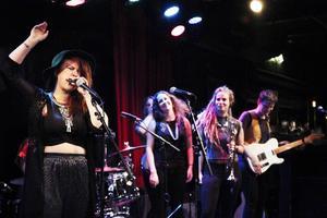 Ladies Got The Blues är ett kvinnligt musikkollektiv som lyfter fram kvinnliga bluesmusiker genom tiderna.
