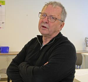 Torbjörn Wilhelmsson i Edsele Intresseförening.