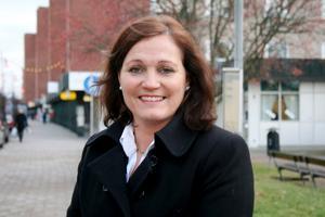 Astridh Fredriksson, vd för Hallbo.ARKIVBILD: STEFAN IGNELL