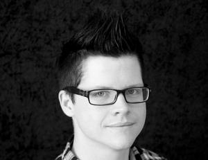 Jonas Martinsson är projektledare för Dalecarlia Music Awards.