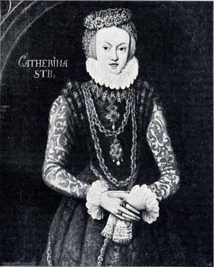 Katarina Stenbock överlevde sin man med mer än 61 år. Hon gifte aldrig om sig men hade nära kontakt med sina styvbarn. Bara ett av dem överlevde henne, Cecilia Vasa