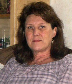 Nina Slipare Bäcsktröm, 50 år.