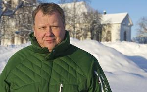 – Jag ska jobba med kommunikationen och skapa tydlighet i organisationen, säger Peter Nilsson.