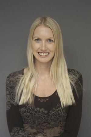Lisa Söderström, som forskat på undernäring hos äldre, är dietist och doktorand.Foto: Privat