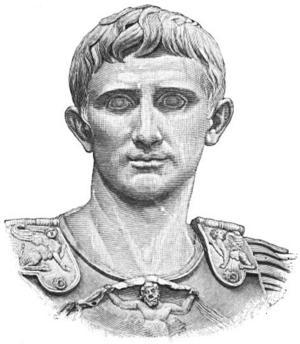 Augustus är huvudperson i John Williams sista roman.