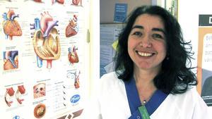 Emöke Fodor är kardiolog.