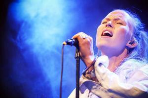 Sofia Jannok var inbokad av en privat arrangör för en spelning i Östersund...