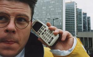 Mobiltelefonen blev Årets julklapp 1994.