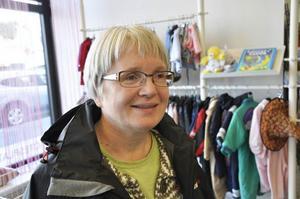 Anna-Karin Lindberg, ordförande Röda korset Strömsund.