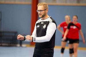 Frenne Båverud grämer sig över anfallsspelet och säger att han ska analysera matchfilmen i efterhand.