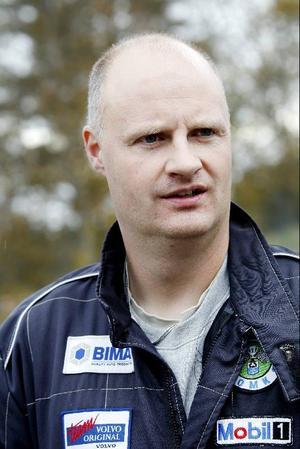 Mattias Nilsson har kört folkrace sedan han var 15 år.