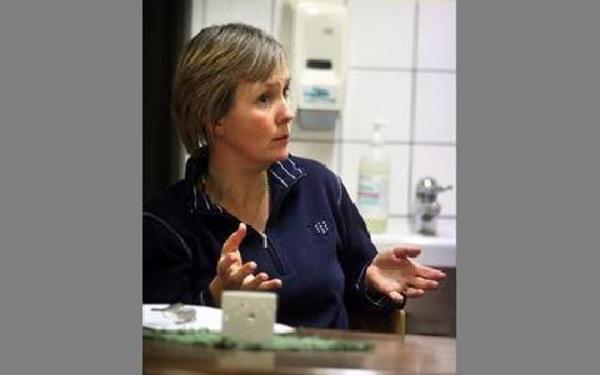 -- Här förstörs verkligen den demokratiska processen, säger Ann Pettersson, hp, med anlending av att två patier inte är inbjudna till att delta i möten och seminarier.ARKIVFOTO: MIKEL ERIKSSON