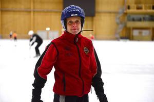 Eva Palm Uhlin fick se sitt lag förlora söndagens bortamatch mot Uppsala.