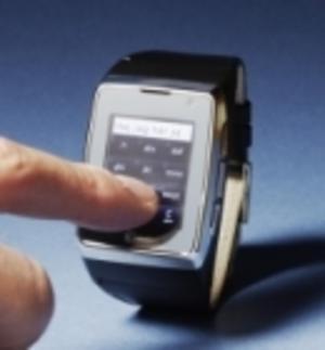 LG's klockmobil: Ja, oj vad den är cool!