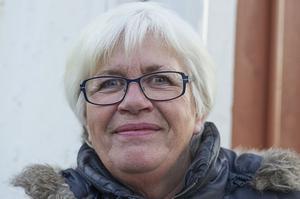 Britt-Inger Nording, Billsta:– Det har gått sådär, december har varit jobbig så nu längtar man efter den härliga tid i januari då ljuset kommer tillbaka.