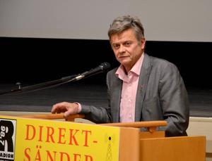 Sven-Åke Draxten och hans Socialdemokrater hade innan valet egen majoritet men måste nu hitta någon att samarbeta med om de ska få sitta kvar vid makten.