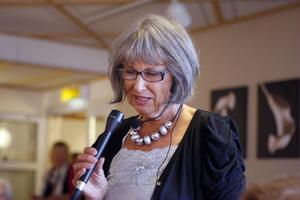 Majsiri Östberg - hon kan konsten att engagera pensionärer i PRO Ljusdal.