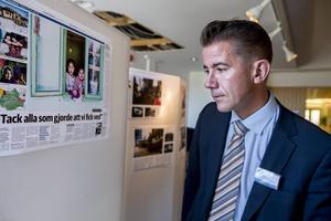 Några konkreta lösningar eller handlingsplaner presenterade inte Martin Valfridsson men hoppas att kunna