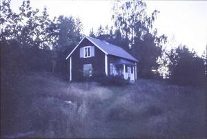 Finntorpet Hindriks där dubbelmordet skedde den 12 augusti 1965.