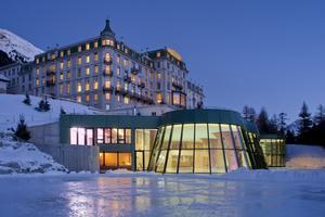 Det är till Schweiz man ska resa för att bo på det bästa hotellet.