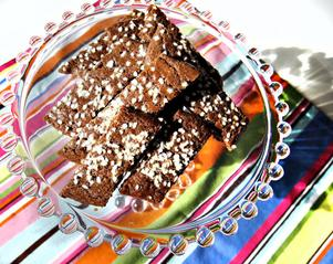 En knaprig kaka är aldrig fel. Går dessutom bra att frysa in och ta fram när kaksugetkommer.
