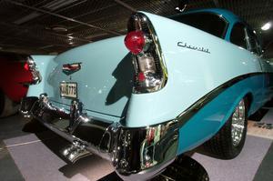 Raketliknande baklyktor på Cadillacs modell 1959.