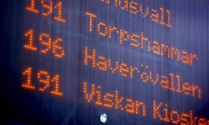 Linje 196 utökas enligt kommunledningen med en avgång från Östavall via Alby in mot Ånge.