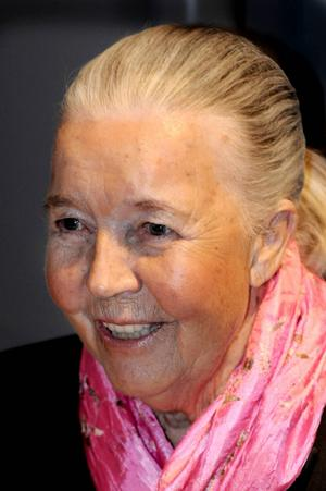Alice Babs, 90, artist.