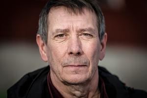 Sonny Waern, fackordförande Pappers avdelning 50, Stora Enso Kvarnsveden.