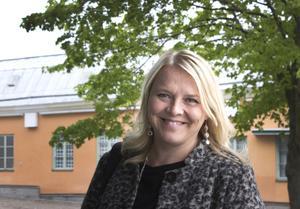 Maria Fors, vd Citysamverkan i Västerås, tog initiativet 2009 till utmärkelsen Västerås vardagshjälte.
