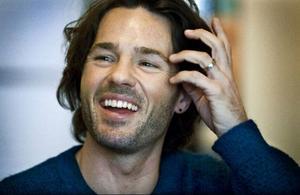 Peter Jöback ger en intim konsert på Storsjöteatern den 14 oktober.
