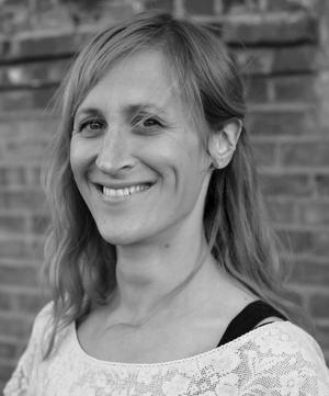 Dansaren, koreografen och pedagogen Anna Öberg.
