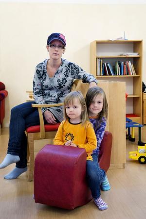 En flytt av barn- och mödravårdscentralen till Falun från Grycksbo är inget som Lina Lundkvist gillar.
