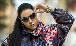 Rapparen Maxida Märak är en av de artister som spelar på Broken Dreams i höst.