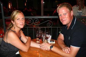 Tabazco. Annika och Fredrik