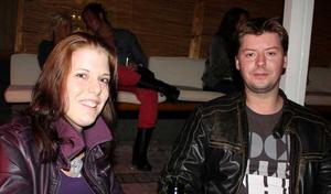 Tabazco. Ann-Kristin och Peter