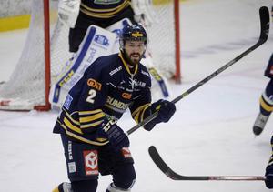Sundsvall Hockey-forwarden Joakim Mattsson.
